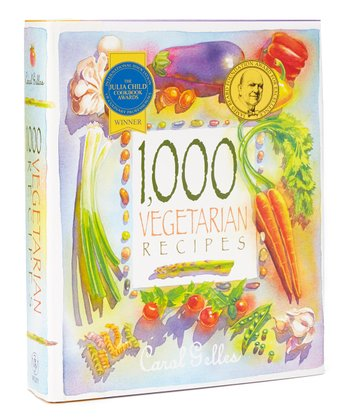 1,000 Vegetarian Recipes Hardcover