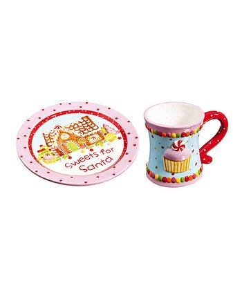 Cookies & Cocoa for Santa Set