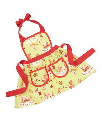 Sugar Plum Fairies Apron - Kids