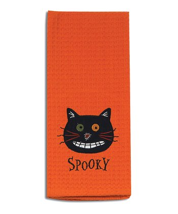 'Spooky' Towel - Set of Two
