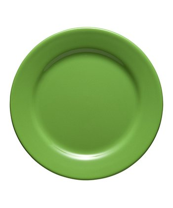 Green Apple Salad Plate - Set of Four