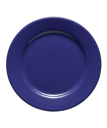 Royal Blue Dinner Plate - Set of Four