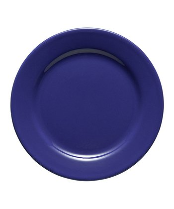 Royal Blue Salad Plate - Set of Four