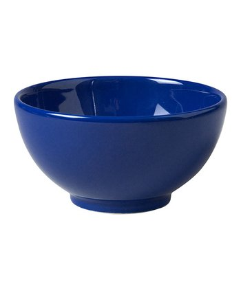 Royal Blue Soup & Cereal Bowl - Set of Four