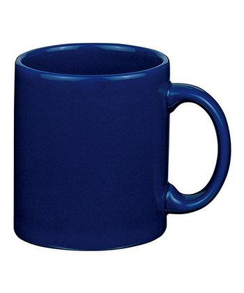 Royal Blue Mug - Set of Four