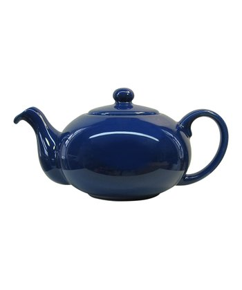 Royal Blue Teapot
