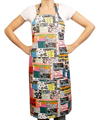 Deco Patch Apron - Adult