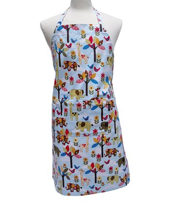 Jungle Jumble Apron - Adult