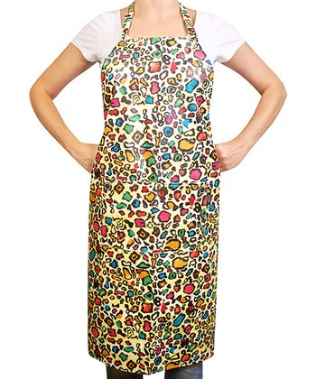 Hotty Spotty Apron - Adult