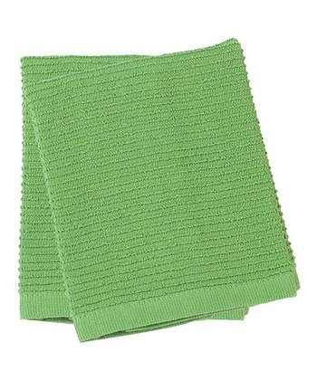 Meadow Ribbed Dishcloths - Set of Two