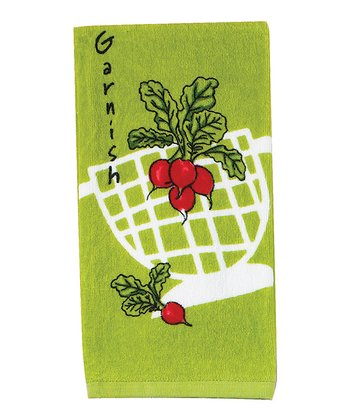 Radish Kitchen Towel - Set of Two