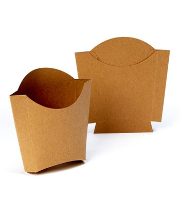 Kraft French Fry Box - Set of 10