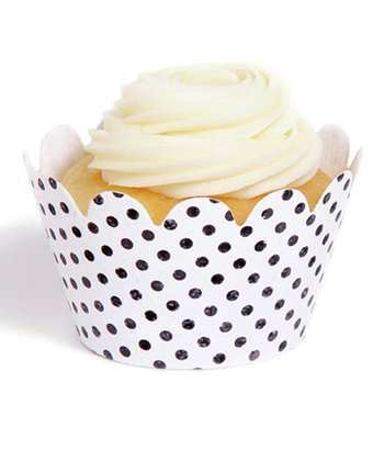 Maya Mini Cupcake Wrapper - Set of 18