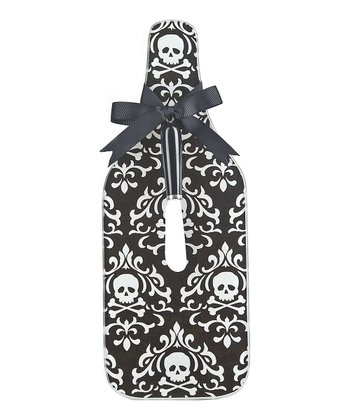 Skull Cheese Board & Spreader Set
