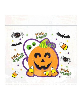 Spooktacular Trick or Treat Bag