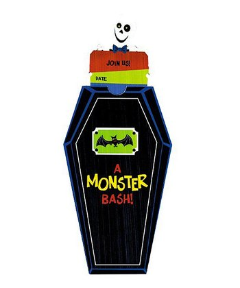 INVITE MONSTER BASH -