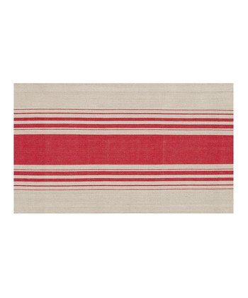 Red Cote Place Mat - Set of Four