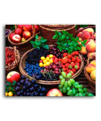 Berry Fruits Colorluxe Puzzle