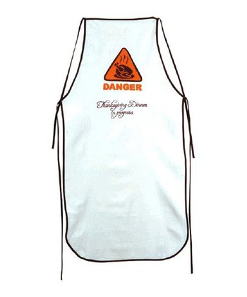 APRON THANKSGIVING