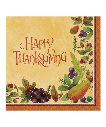 THANKSGIVING MEDLEY DN (1 PKG / 16)
