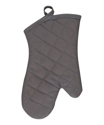 Pewter Oven Mitt - Set of Two