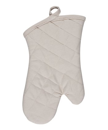 Oatmeal Oven Mitt - Set of Two