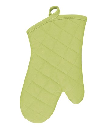 Pear Oven Mitt - Set of Two