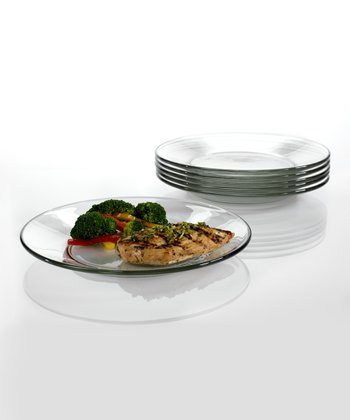 10'' Dinner Plate - Set of Six