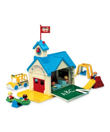 Pretend & Play School House