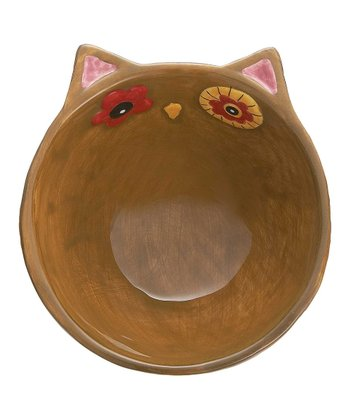 Brown Owl Dip Bowl