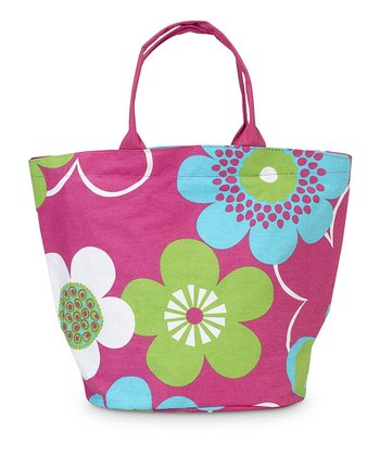 Pink Bloom-a-licious Bettie Tote Bag