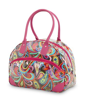 Paisley Pizzazz Day Traveler