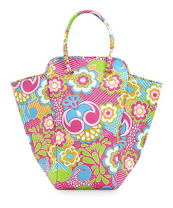 Juicy Burst EVA Hamper Tote