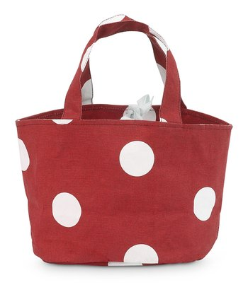 Red Team Dot Little Bettie Bag