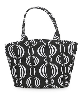 Black Pearly Girly Little Bettie Bag