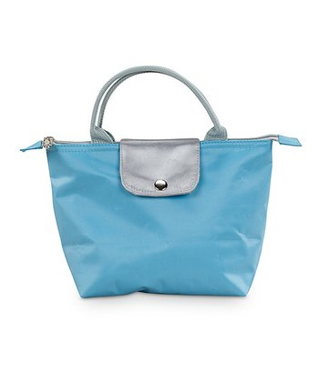 Teal Lunch Purse