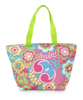 Juicy Burst Picnic Tote