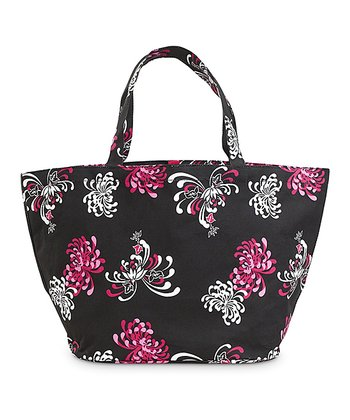 Flower Works Catchall Tote