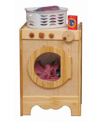 Natural Play Washer