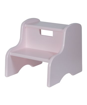 Lavender Personalized Step Stool
