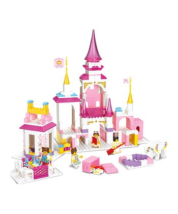 Princess Magical Castle Block Set