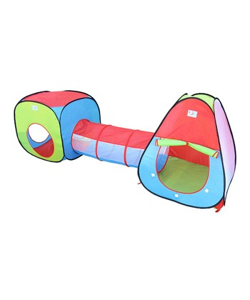 Tents & Tunnel Play Combo Set