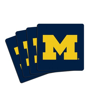 Michigan Neoprene Coaster - Set of Four