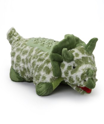 Triceratops Plush Night-Light