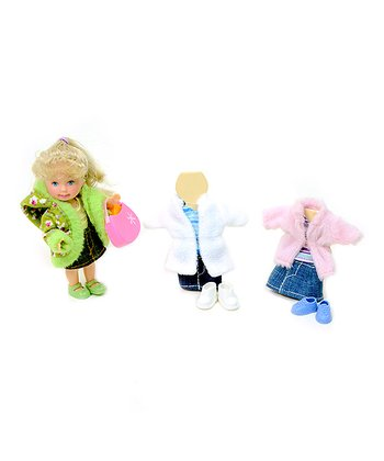 Cool Lil' Dolly Winter collection