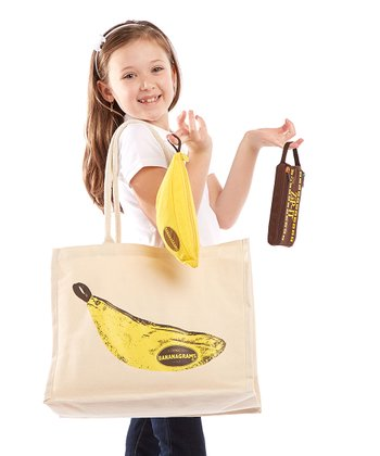 Bananagrams Tote & Game Set