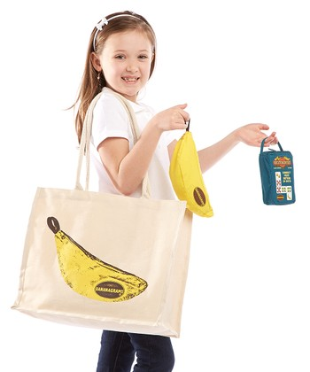 Bananagrams Tote & Fruitominoes Game Set