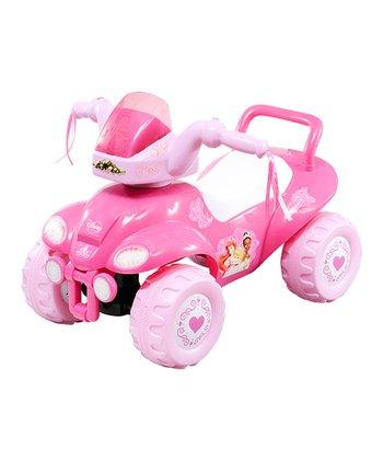 Pink Princess ATV Ride-On