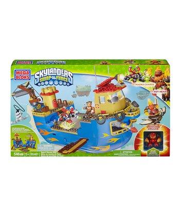 Flynn's Rescue Ship Block Set