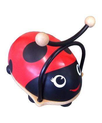 Ride-On Ladybug